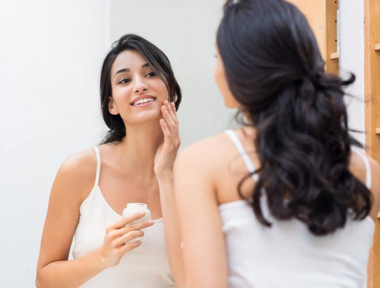 Como sacar las manchas de la cara