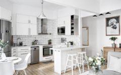 cómo decorar una cocina pequeña