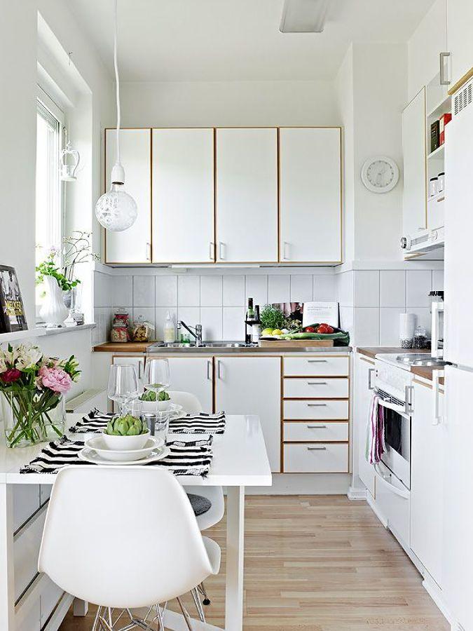 cómo iluminar la cocina