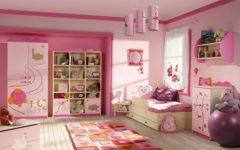 Cómo decorar una habitación de niña