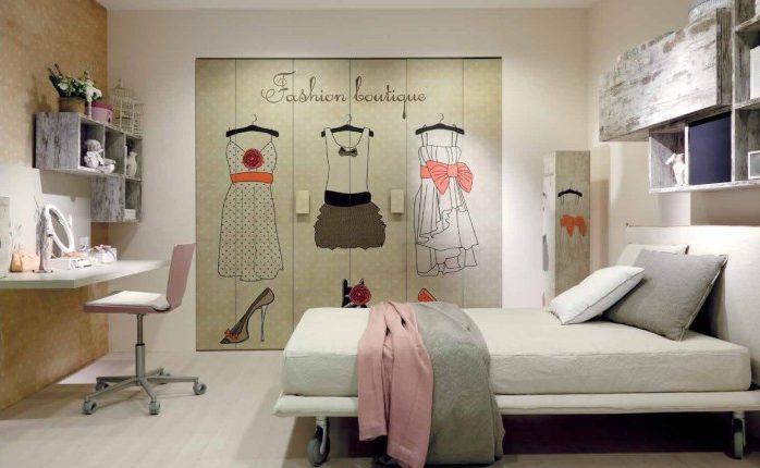 decoracion de cuartos para niñas
