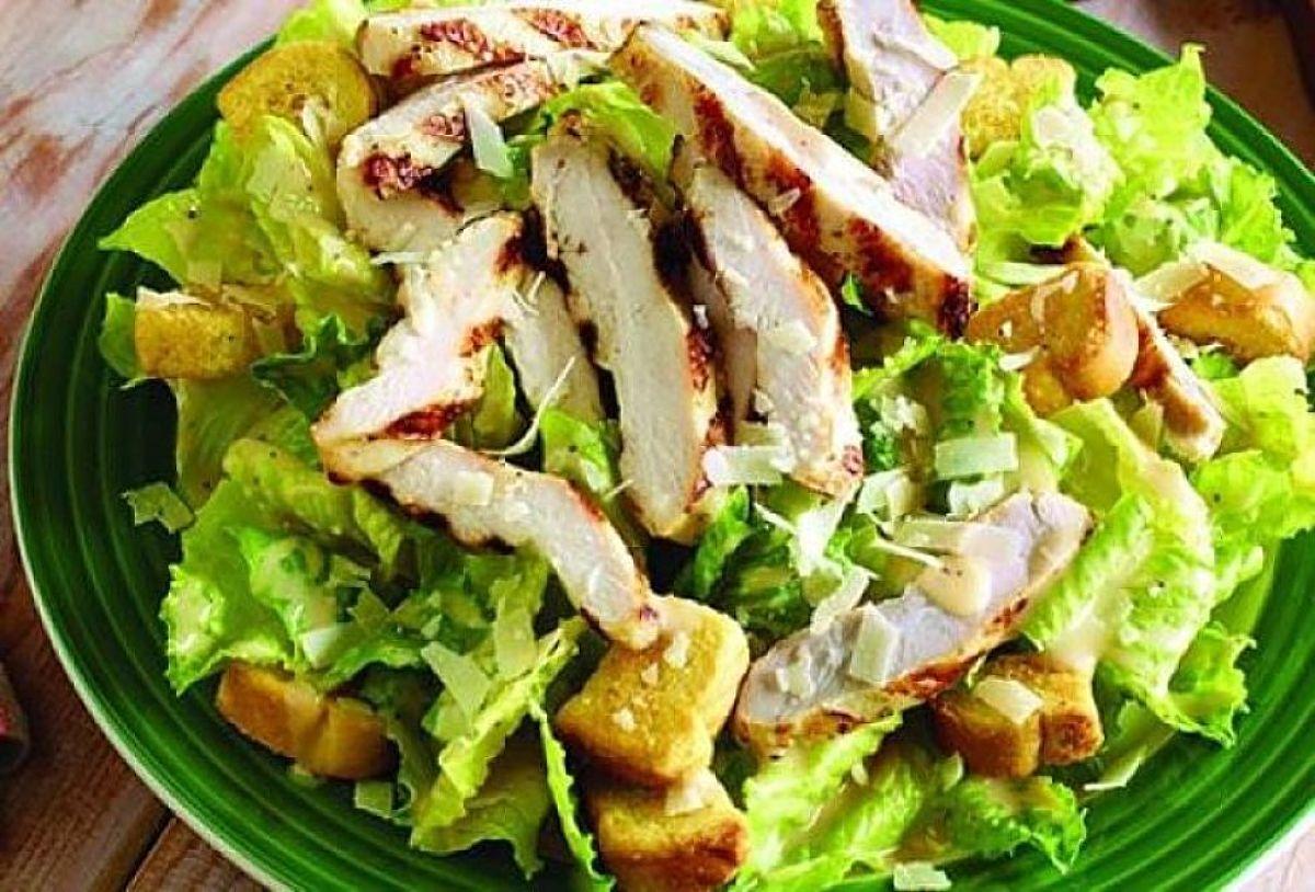 ensalada fresca y liviana