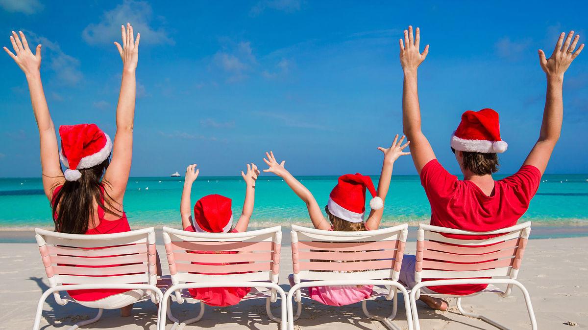 navidad y vacaciones