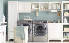cómo decorar un lavadero