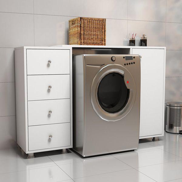 mueble para lavarropas