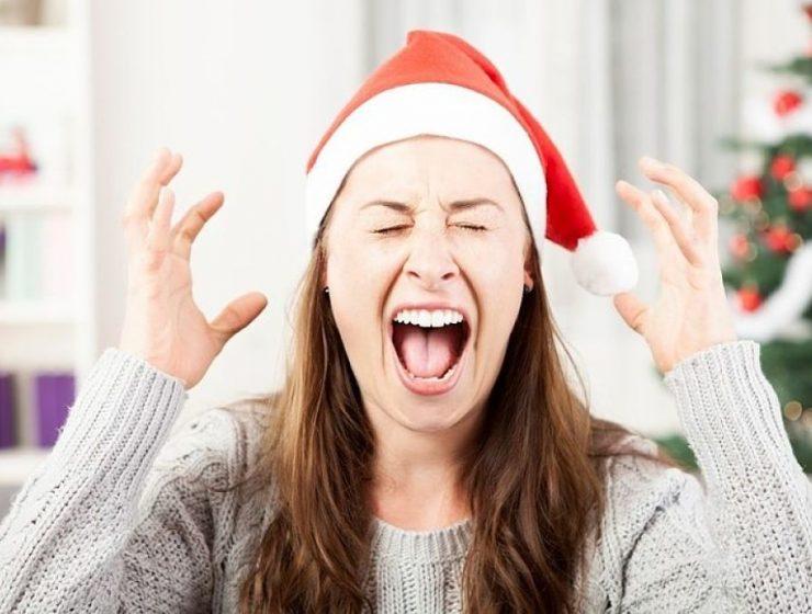 estres navidad fin de año