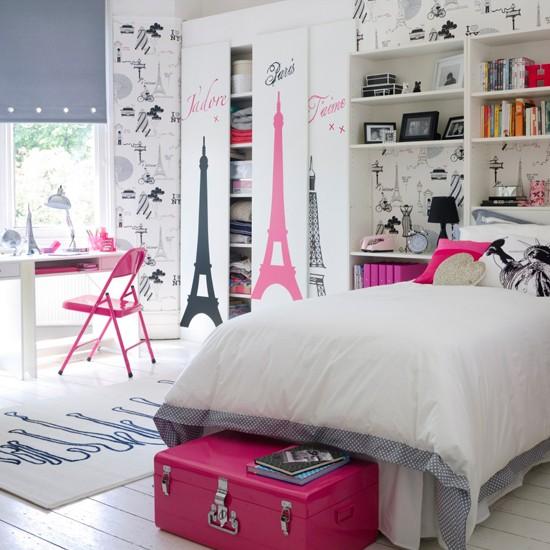 decoracion de cuarto para niñas