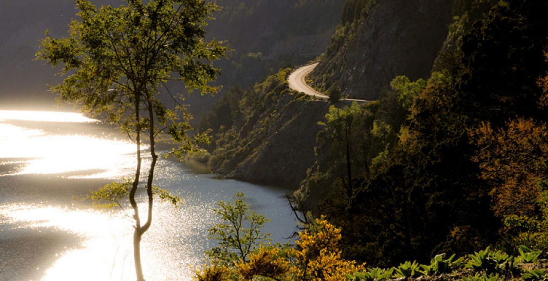 camino de los siete lagos