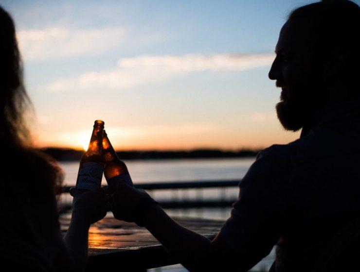 cuatro ideas parejas cerveza