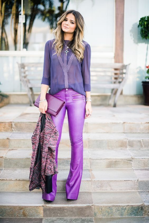 Moda fashion: colores 2018