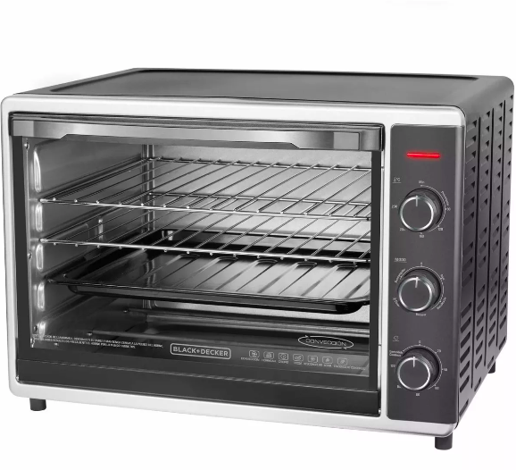 horno electrico black and decker