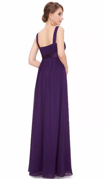 Vestidos de 15 violeta