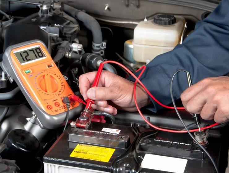 cuánto dura una batería de auto
