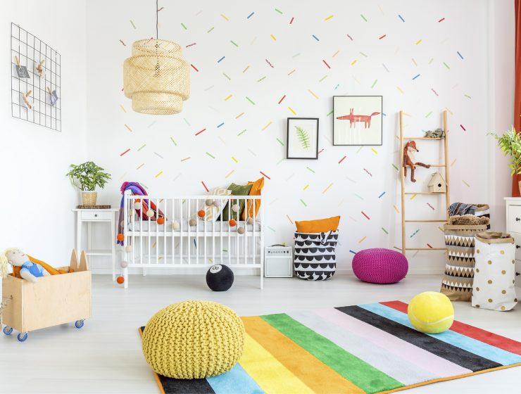 Ideas para decorar una habitación de bebé