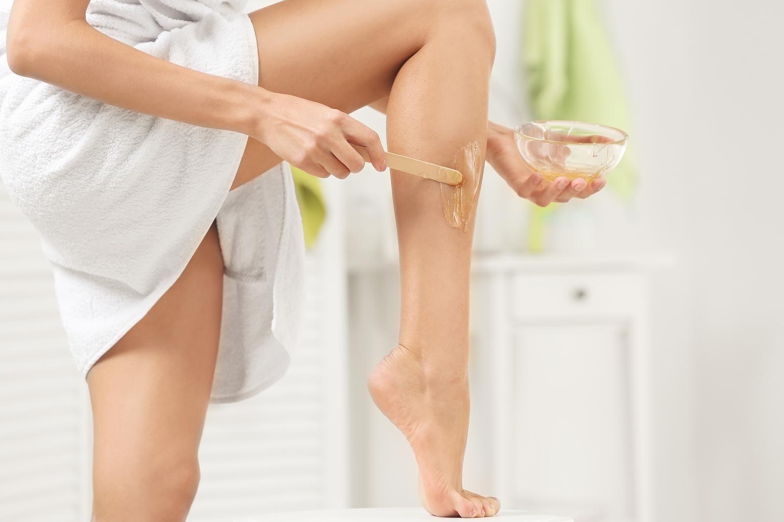 cómo depilarse con cera en casa – buena vibra