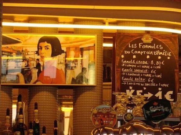 Café Les Deux Molins de paris