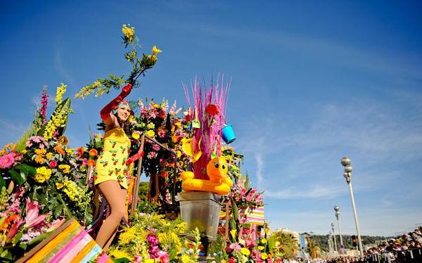 mercado de flores de niza