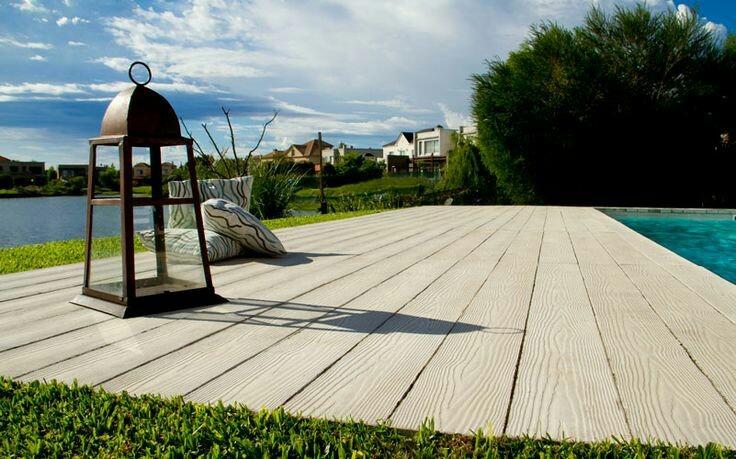 deck madera exterior