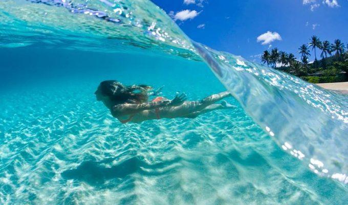playas cristalinas