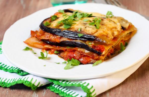 berenjenas lasagna recetas