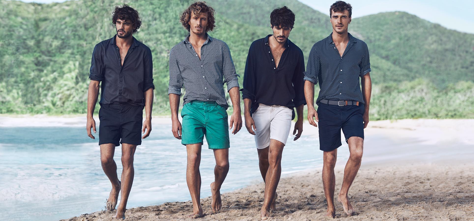 Moda Para Hombres Lo Que Usara En Primavera Verano 2021