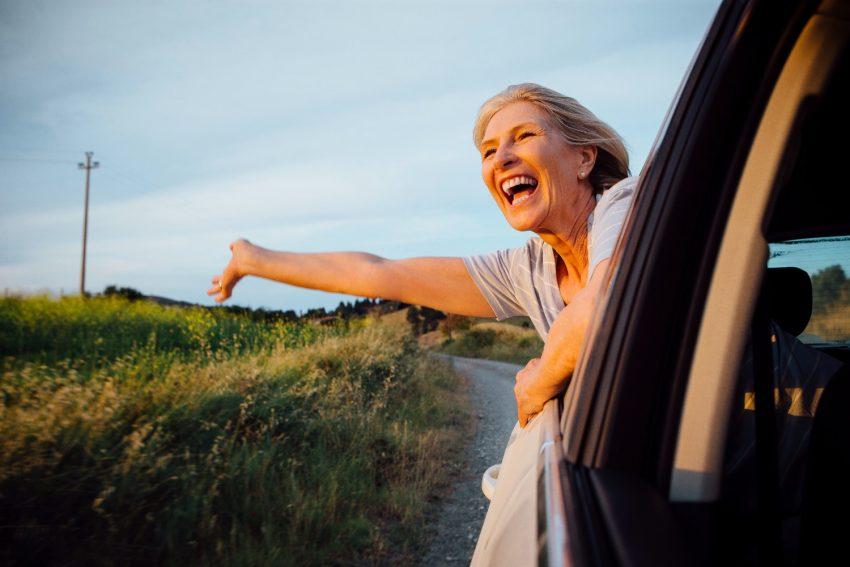 viajes para mujeres de 50