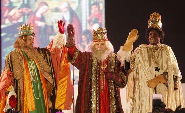 Cómo eran los Reyes Magos