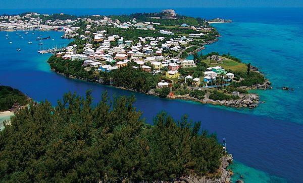 isla bermudas