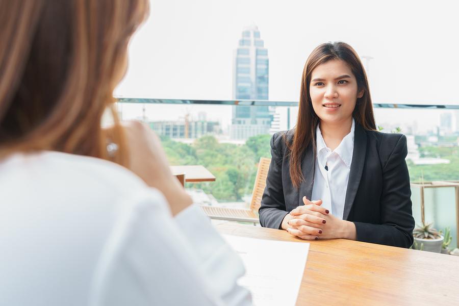 curriculum para entrevista de trabajo