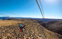 Tirolina Gran Cañón del Colorado