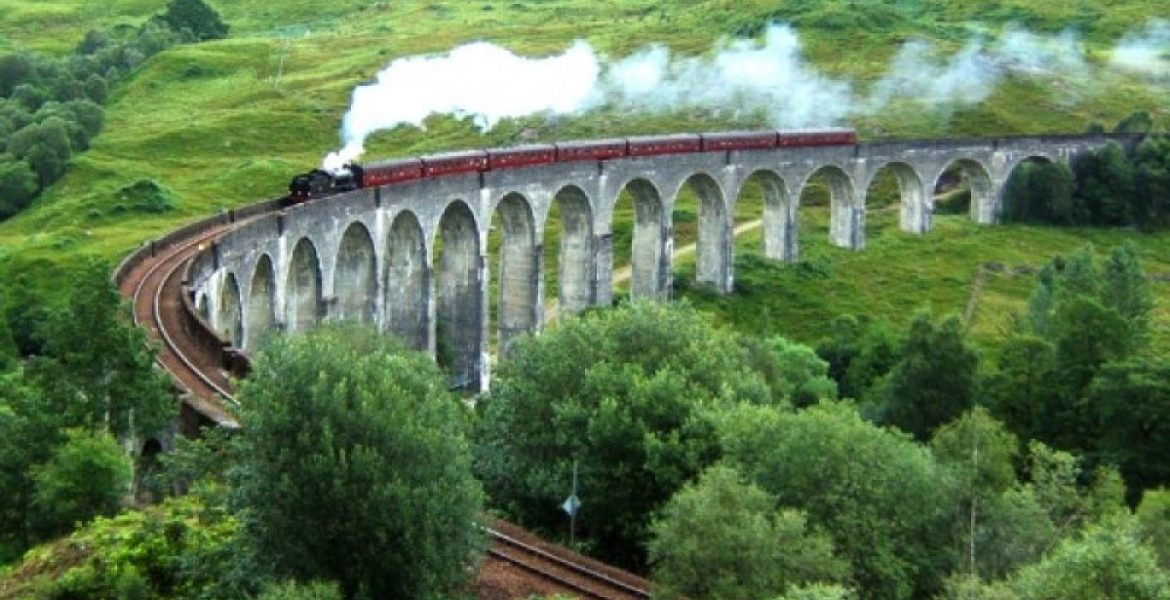 Harry Potter tren