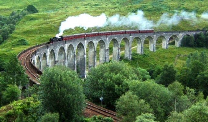 Harry Potter tren