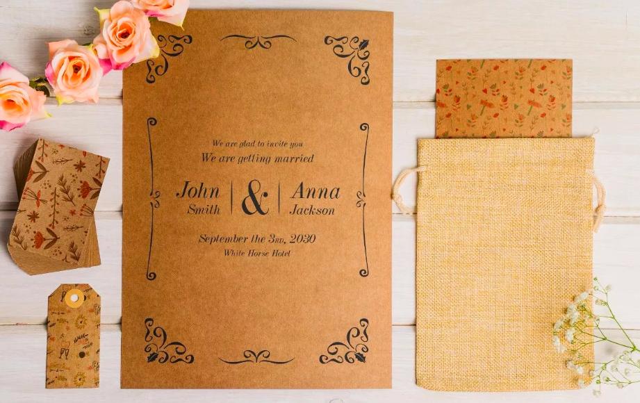 tarjetas para casamiento