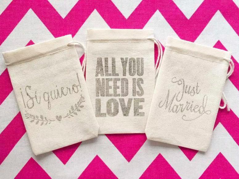 souvenirs para casamiento