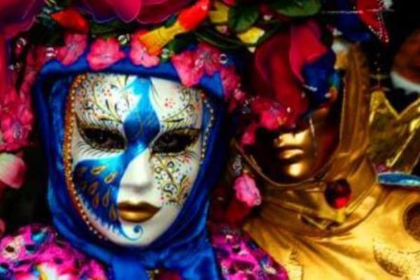 carnaval fiesta pagana