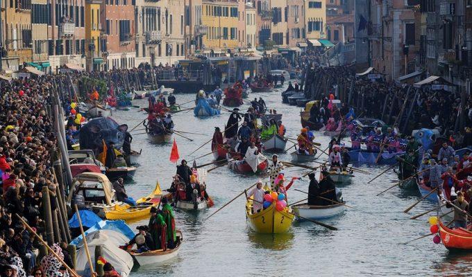 Carnaval de Venecia 2018