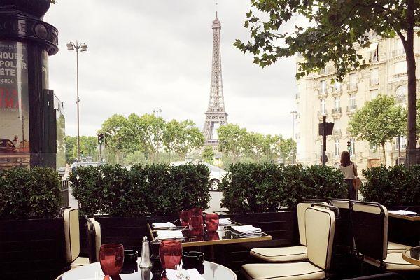 París con amigas