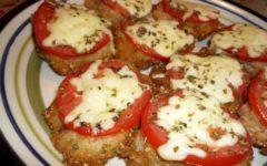 milanesa napolitana gourmet