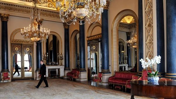 Londres visita palacio de buckingham buena vibra for Mundo mueble aguilas