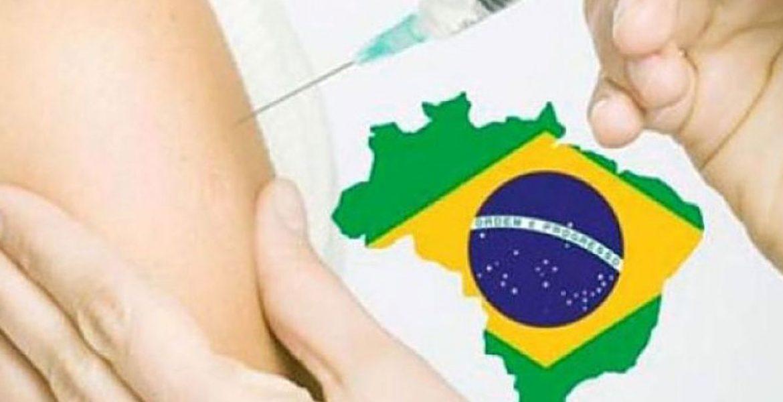 Vacunarse para ir a brasil