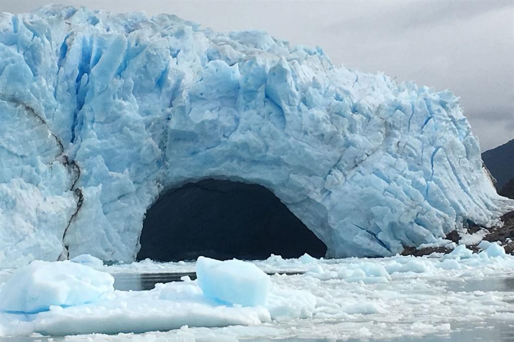 cuándo se rompe el glaciar perito moreno