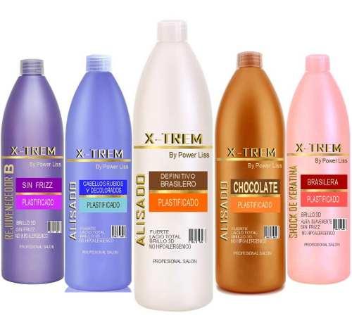 productos para alisar el cabello