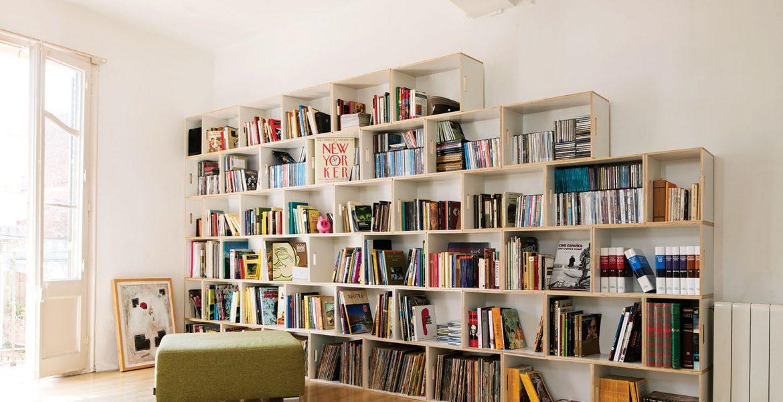 como hacer una biblioteca