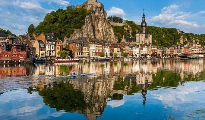 Dinant Bélgica