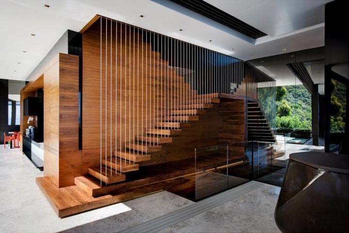 tipo de escaleras