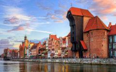 Mar Báltico Gdansk
