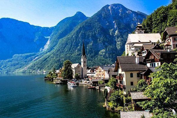 paseando por Austria
