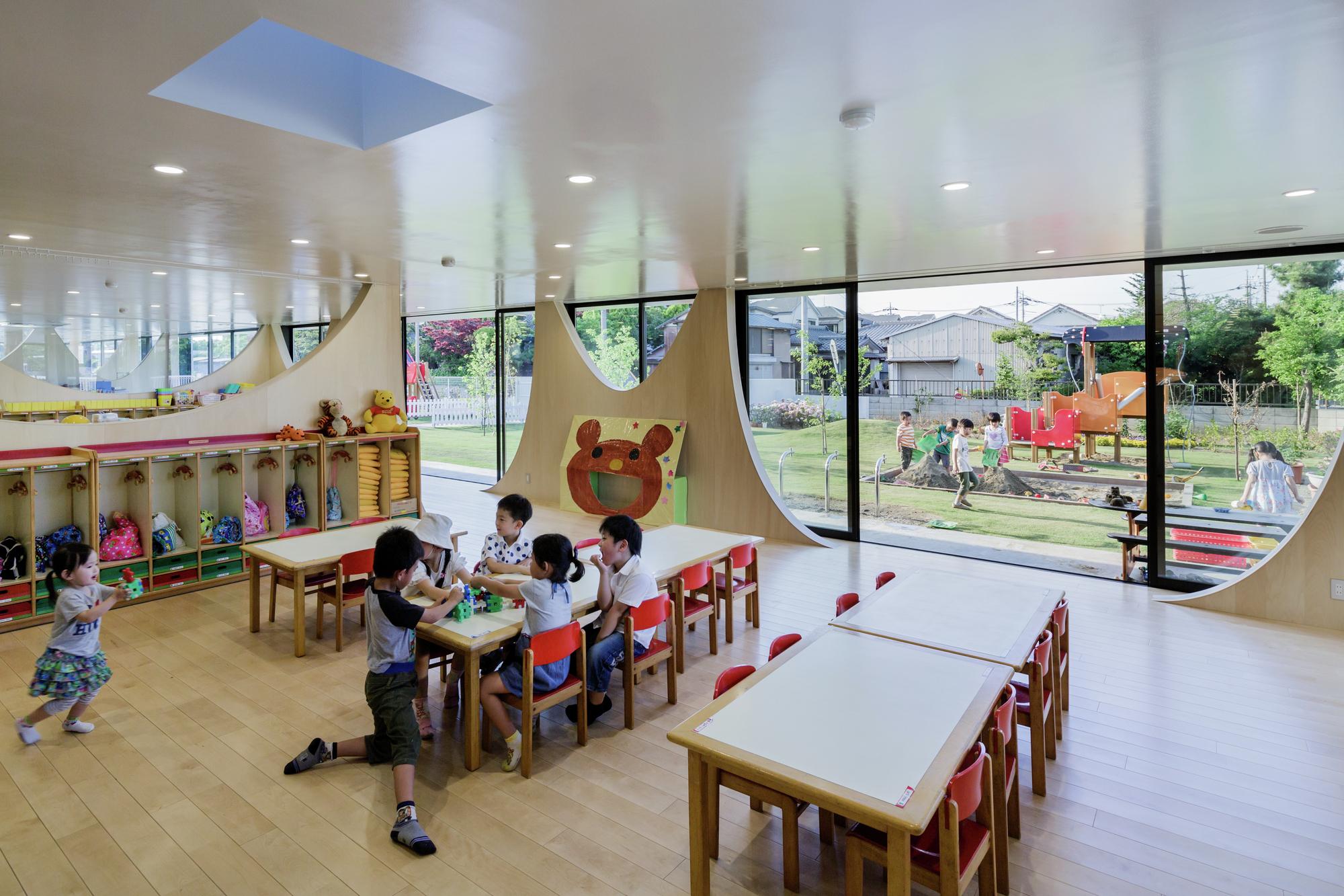 Jardines de infantes p blicos y comida saludable ejes del for Jardin de infantes