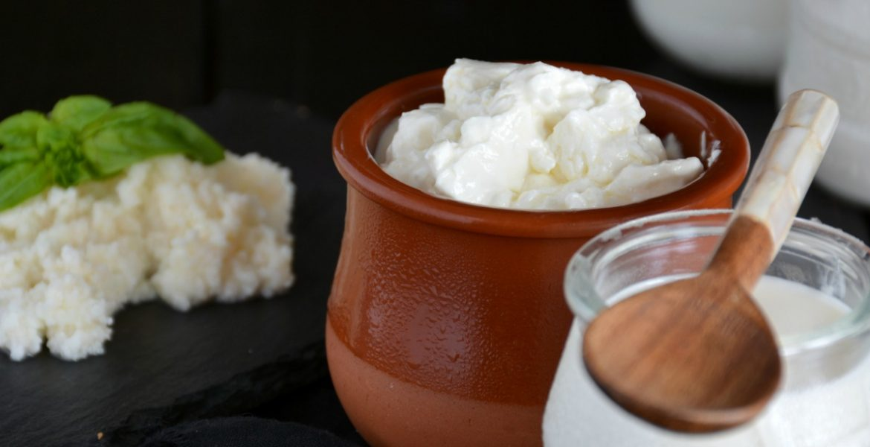 como preparar kefir