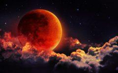 luna llena semana santa